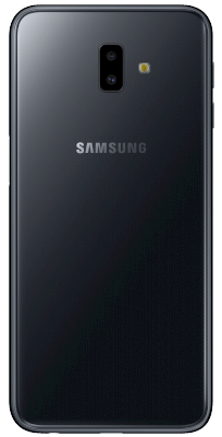 Samsung Galaxy J6 Plus Negro