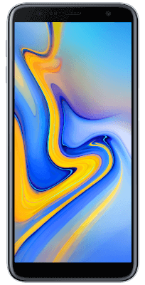 Samsung Galaxy J6 Plus Silver