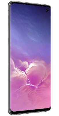 Samsung Galaxy S10 Black Lateral01