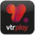 Logo VTR PLAY